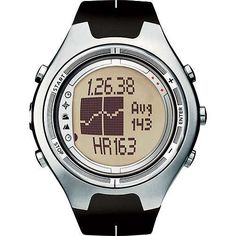 Suunto X6HR Heart Rate Wrist-Top Computer Watch with Altimeter, Barometer, and Compass