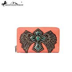 Montana West Spiritual Collection Wallet (MW268-W003) – Handbag-Addict.com