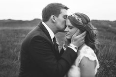 Whistling Straits Real Wedding by Paper Antler | www.onefabday.com
