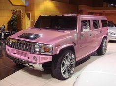 Hummer H2 Pink Edition, de nuevo un Hummer en rosa