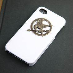 Hunger Games iPhone case.