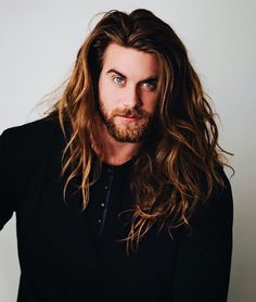 the good Lord was in a great mood the day he created this man wow not legal to be this good looking - Brock O'Hurn! Brock Ohurn, Man Bun, Beard Care, Attractive Men, Good Looking Men, Beard Styles, Male Beauty, White Man, Bearded Men