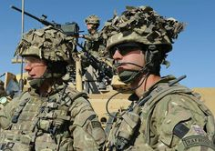 RAF Regiment.
