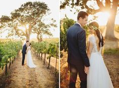 Tuscan-Inspired Wedding at Sunstone Winery: Heather + Cheyne | Green Wedding Shoes Wedding Blog | Wedding Trends for Stylish + Creative Brides