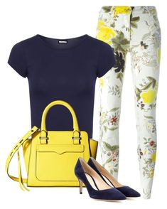 Untitled #1399 by dogloverfashionlover19330 on Polyvore featuring polyvore fashion style WearAll Etro Gianvito Rossi Rebecca Minkoff clothing