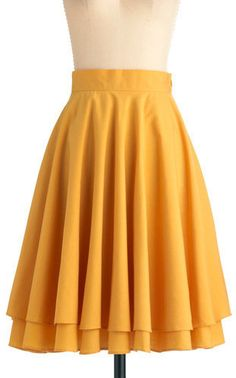 #ModCloth                 #Skirt                    #Essential #Elegance #Skirt #Yellow #Retro #Vintage #Skirts #ModCloth.com     Essential Elegance Skirt in Yellow | Mod Retro Vintage Skirts | ModCloth.com                            http://www.seapai.com/product.aspx?PID=1049422
