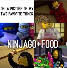 Lol, so funny, but it's true  #ninjago