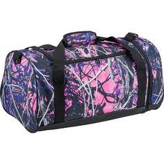 Gotta Flurt Women's Muddy Girl Duffel Bag