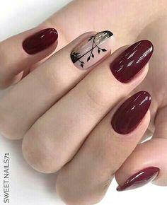 Purple Nails, Red Nails, Hair And Nails, Colored Acrylic Nails, Wedding Acrylic Nails, Elegant Nail Art, Trendy Nail Art, Nails & Co, Glam Nails
