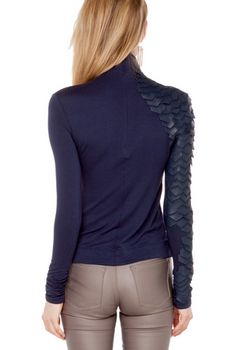 What Would Khaleesi Wear? This Scale armor top from Akira ($60)