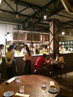 Love is in the food » El nuevo restaurante de Diego Guerrero no te dejará indiferente