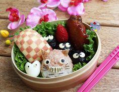 Totoro bento | Bento Days