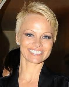 Pamela Anderson Pixie Haircut - My Yahoo Image Search Results