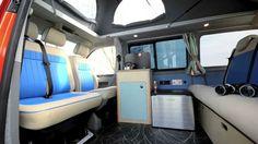 T5 Pod campervan