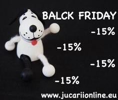 Niciodată nu este prea devreme pentru cumpărarea cadourilor de Moș Nicolae și de Moș Crăciun. Poți începe pregătirea cadourilor, care vor fi puse în ghetuțe și sub bradul de Crăciun încă din luna noiembrie. Black Friday este prilejul ideal pentru pregătirea cadourilor de sărbători, deoarece poți cumpăra jucăriile cu discounturi mari! Tu ce ai alege pentru copilul tău? Balck Friday, Snoopy, Fictional Characters, Fantasy Characters