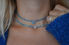 Etsy - Pentamina sterling silver and minerals LOVE THEM <3