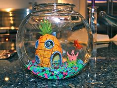 Now I want to buy a goldfish!