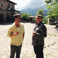 Chef Dream Trips: Spain Before opening the New York outpost of their cult Boston tapas joint, Toro, celebrated chefs Ken Oringer and Jamie Bissonnette toured Barcelona and San Sebastián on a food-and-drink-filled recon mission. Here, they share personal highlights with F&W.