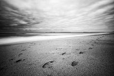 Long-exposure (30s) at the Beach (Praia da Barra, 2013)