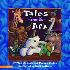 Tales From The Ark Amazoncouk David Pierce Chonda