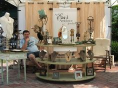7 Best Flea Market Booth Images Flea Market Booth Booth Ideas