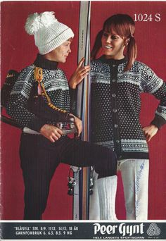 Blåfjell 1024 S Norwegian Knitting, Christmas Sweaters, Winter Hats, Pants, Clothes, Vintage, Gardening, Fashion, Threading