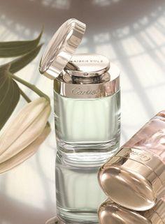 Baiser Vole Eau de Toilette Cartier perfume - a fragrance for women 2012 Perfume Store, Perfume Bottles, Cartier Perfume, Boutique Parfum, Candy Perfume, Fragrance Samples, Perfume Reviews, Cosmetics & Perfume, Beautiful Perfume