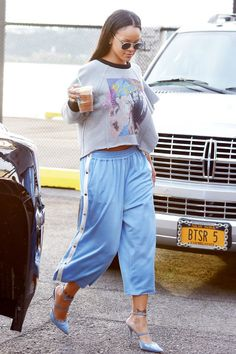 Need some major Bad Gal style inspiration? Follow along as we track Rihanna's best outfits: