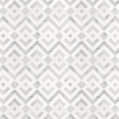 Signet Collection Parquet Solid Mosaic eclectic bathroom tile