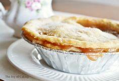 Farm County Peach Pie   BeBetsy #recipes #bebetsy