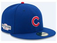 Buy Chicago Cubs MLB 2016 Post Season Authentic Collection Patch 59FIFTY Cap Fitted Hats and other Chicago Cubs New Era products at NewEraCap.com