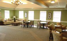 retirement home interiors - Szukaj w Google