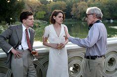 Kristen Stewart Describes Working with Woody Allen | Collider
