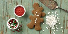 Create a dazzling arrangement of cookies to savor and share this holiday season. #cookie