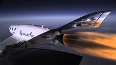 Virgin Galactic released video from SpaceShipTwo's flight test last Friday, January 10, 2014. This was the third supersonic, rocket-powered test of the Virgin Galactic system Read more