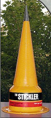 The Stickler - The Most Efficient Log Splitter Ever Designed