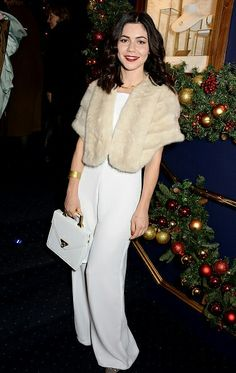 Marina and the Diamonds at The Sunday Times Style Xmas Party in London | 9 December 2014