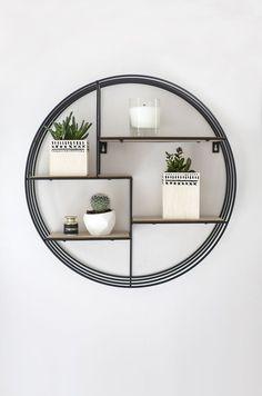 DIY mudcloth wood planter tutorial | easy home decor ideas