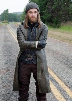 Jesus in The Walking Dead Season 6 Episode 12   Not Tomorrow Yet