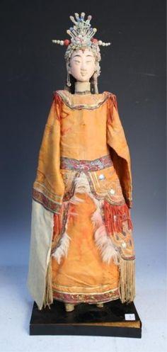 chinese opera doll