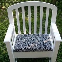Repurpose a Crib into a Chair
