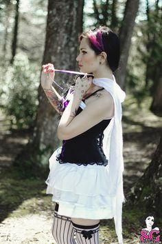 "Suicide Girls - Fernanda ""Snow White"""