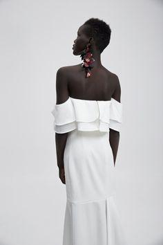 BNKR Editorial // Keepsake Two Fold Top + Skirt