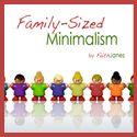 Family-sized Minimalism