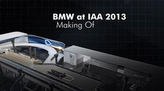 BMW IAA 2013 - Making Of Keynote, Spaceship, Sci Fi, Bmw, How To Make, Space Ship, Science Fiction, Spacecraft, Craft Space