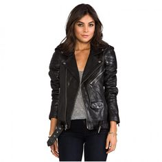 Leather Coats For Women 11