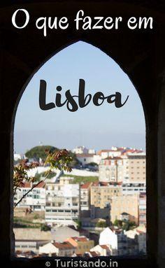 Veja aqui uma lista com 10 lugares imperdíveis para visitar em Lisboa e, em cada um desses lugares, mostro diversas atrações que a cidade nos oferece #lisboa #portugal #castelo #belem #turismo #viagem #tejo #mar #descobrimento