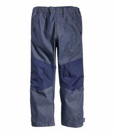 Lasten kuorihousut kosteuden kestävät housut 24,95 e
