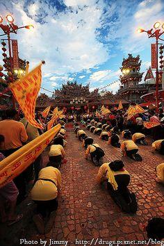 #Taiwan pilgrimage