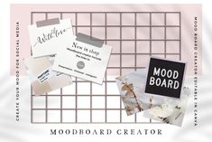 Moodboard creator (For Canva)
